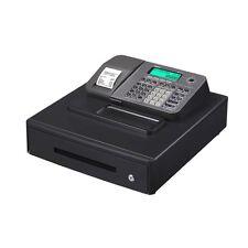 Casio SE-S100 Electronic Cash Register, Silver