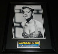 Anna Maria Alberghetti Signed Framed 11x14 Photo Display
