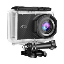 "2.45"" Touchscreen 4K Sports Action Camera,BFULL 20MP WiFi Ultra HD Waterproof"