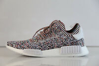 Adidas NMD R1 PK Multicolor Rainbow Colour Static BW1126 8-13 boost rf pw knit