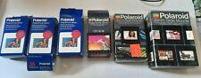Polaroid Polachrome 35mm x4 - slide mounts - Slide Mounter - Polaroid LOT
