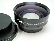 Canon Wide Converter WD-58 0.7x 58 lens