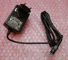 Original Motorola PSM7558A AC/DC Adapter Power Supply with Euro & US 2-Pin Plug