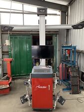 4wheel 3D wheel alignment machine and ramps