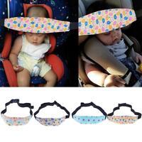 Für Kinder Sicherheit Autositz Schlafmittel Kopfstütze Gürtel Band Für Reise HOT