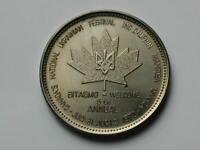 Dauphin Manitoba CANADA 1970 Centennial Medal for 5th Annual Ukrainian Festival