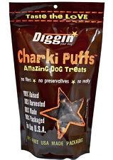 Diggin Your Dog BEEF CHEWS Jerky Natural Healthy Treats Grain Free USA Made