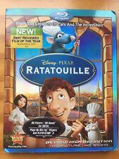 Disney Pixar Ratatouille Blu Ray Authentic Slipcover