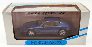 Minichamps 1/43 Scale Model Car MIN 072402 - Ferrari 456 GT - Blue