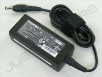 Originale Toshiba PA3743E-1AC3 Alimentazione Adattatore AC Caricatore PSU