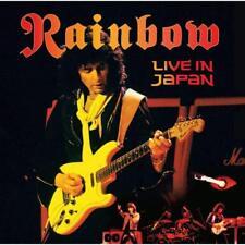 RAINBOW - LIVE IN JAPAN LIMITED VINYL EDITION 4 VINYL LP+CD NEU