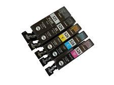 5x TINTE PATRONEN Original CANON PIXMA IP4850 IP4950 IX6550 MG5150 MG5250 MG5350