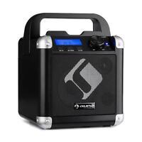 [OCCASION] Chaine karaoké Enceinte portable Mini Sound-system Bluetooth USB AUX
