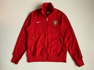 Portugal Nike Men's Track Jacket Size M Red