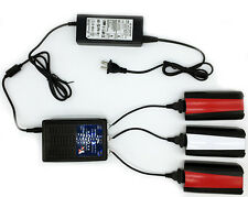 3 in 1 Speed 12V 7A Balance Battery Charger For Parrot Bebop 2.0 Drone