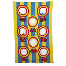 Classic CARNIVAL Bean Bag Toss Game CIRCUS BIG TOP BIRTHDAY Party