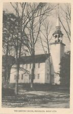 BROOKLYN CT – The Meeting House (Built 1771)