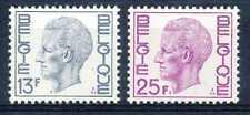 [151324] SUP||**/Mnh || - N° 1747P5/48P5, 13F et 25F type Elstrom, papier polyva