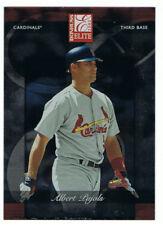 2002 Donruss Elite #68 Albert Pujols,3b,St.Louis Cardinals,3,000 hits,NM-MT
