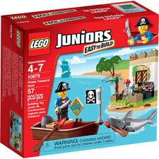LEGO JUNIORS PIRATE TREASURE HUNT SEALED SET #10679 MINIFIGURES 2015 RETIRED HTF