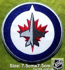 Winnipeg Jets Hockey NHL Sport Logo iron,sewing,Patch,decorate on Fabrics