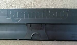 Rummikub Black Tile Racks Spares Replacements. Standard size. Will combine post.