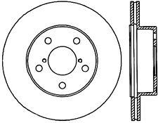 Disc Brake Rotor-Sport Drilled/Slotted Disc Rear Right fits 05-07 Subaru Impreza