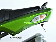 Kawasaki ZZR1400 (ZX-14) 2006-2017 R&G racing tail tidy number plate holder