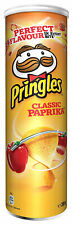 Pringles Classic Paprika Geschmack Stapelchips 200g 6er Pack