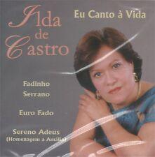 ILDA DE CASTRO - Eu canto a vida - CD album