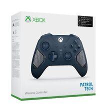 Manette Xbox Edition Spéciale Patrol Tech Microsoft Wl3