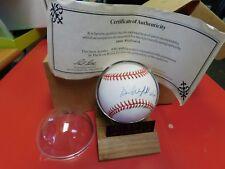 DAVE WINFIELD  1992 WORLD SERIES Autographed Baseball COA #/999 +Ball HOLDER