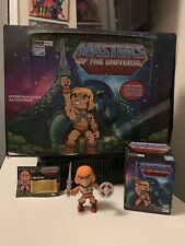 He-Man Figure The Loyal Subjects Action Vinyls With Box Masters of the Universe