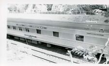 7A702 RP 1940s?/60s NYC NEW YORK CENTRAL RAILROAD PULLMAN CAR ? VALLEY SPEEDSHOT