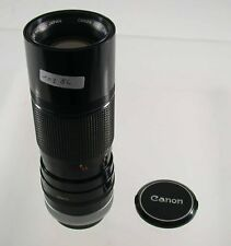 CANON FD 100-200 100-200mm F5,6 5,6 SC MF TOP CAPS adaptable NEX A7 MFT /18