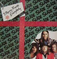 Slade Merry Xmas Everybody CD 3 Track But Has Wear To Left Edge Of Sleeve B/w Do