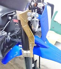 WR250X WR250R Triple Clamp Stabilizer  Anodized  / OUTEX