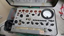 Military TV-10 TV-10A/U TV-10B/U TV-10C/U Tube Tester Calibration Service