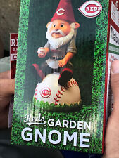 2018 Cincinnati Reds Garden Gnome Statue SGA 5/19/18
