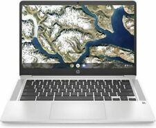 HP 14a-na0023cl 14 inch (64GB, Intel Celeron, 2.60GHz, 4GB) Notebook/Laptop - Silver - 1G128UA
