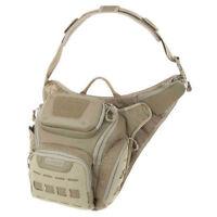 c258d3c4bca1 Maxpedition Wolfspur Crossbody Mens Shoulder Bag EDC Tactical Pack 11L  Coyote