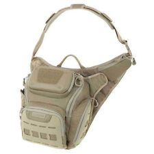 Maxpedition Wolfspur Crossbody Mens Shoulder Bag EDC Tactical Pack 11L Coyote
