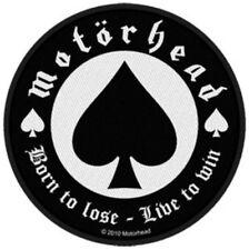 Motorhead - Born to Lose Patch 9.5cm Dia