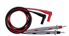 Pomona Electronics 6343 Basic Test Lead Kit, Fits Most Digital Multimeters Fluke
