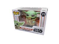 Funko Pop! Star Wars The Mandalorian #379 - The Child With Frog