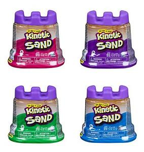 Kinetic Sand - 5oz Neon Refill Box Blue Pink Purple & Green Choose One