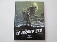 LE GRAND JEU T1 EO2007 TBE/TTBE ULTIMA THULE EDITION ORIGINALE DD1