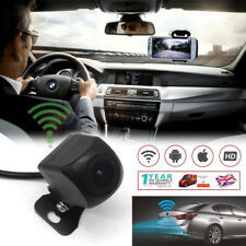 Wireless WiFi HD Car Rear View Camera Backup Reversing Cam For iPhone Android