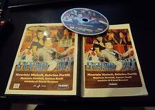 TEATRO COMMEDIA GARINEI e GIOVANNINI DVD UN PAIO D'ALI  MICHELI / FERILLI
