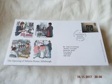 Royal Mail First Day Cover l'apertura di tallents House, Edimburgo (1)